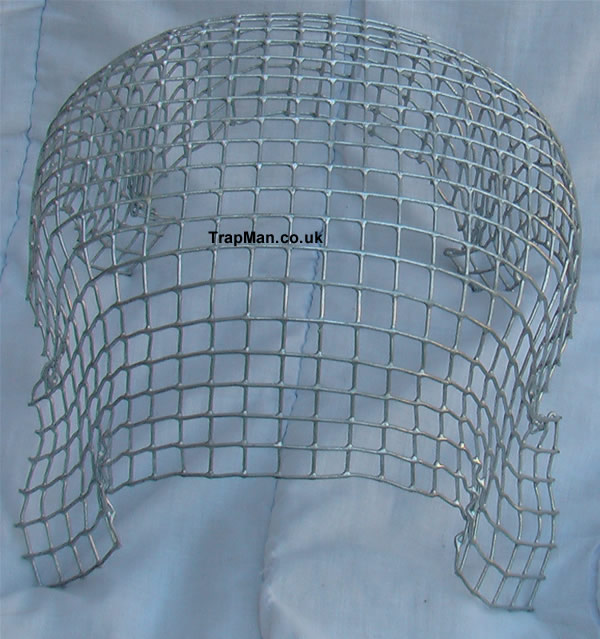 wire balloon chimney cowl, wire mesh birdguard, wire ballon guard | wire balloon chimney cowl, wire mesh birdguard, effective | simple method of preventing nesting birds and leaves from entering the chimney flue