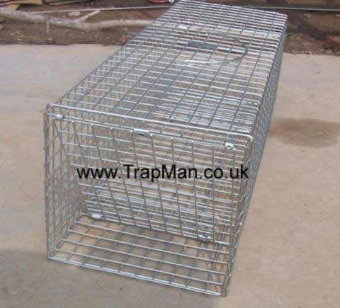 pack of four rabbit traps