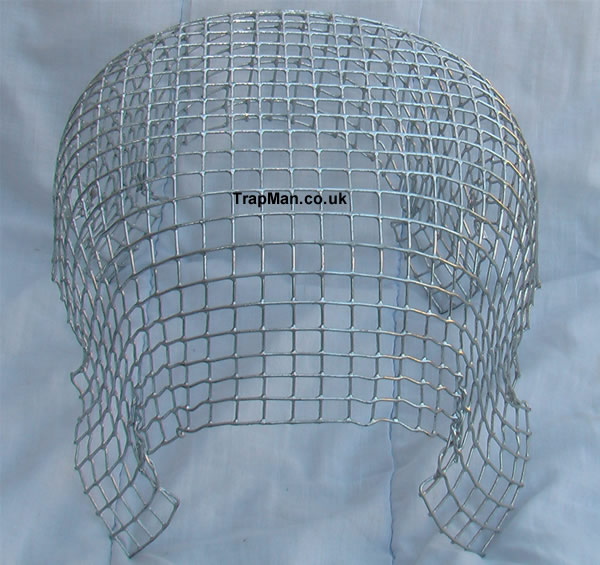 9 inch wire balloon chimney cowl, wire mesh birdguard, wire ballon guard | wire balloon chimney cowl, wire mesh birdguard, effective | simple method of preventing nesting birds and leaves from entering the chimney flue