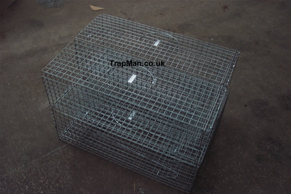 Pack of four rabbit traps, SAVE money BUY four rabbit traps