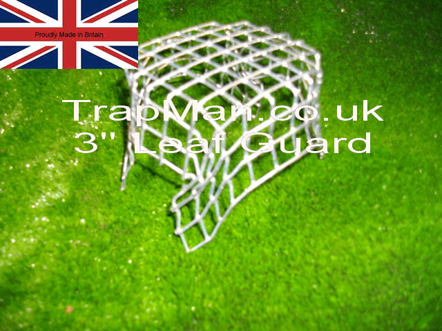 3 Inch Leaf Guard Wire Mesh Balloon Chimney Cowl Wire
