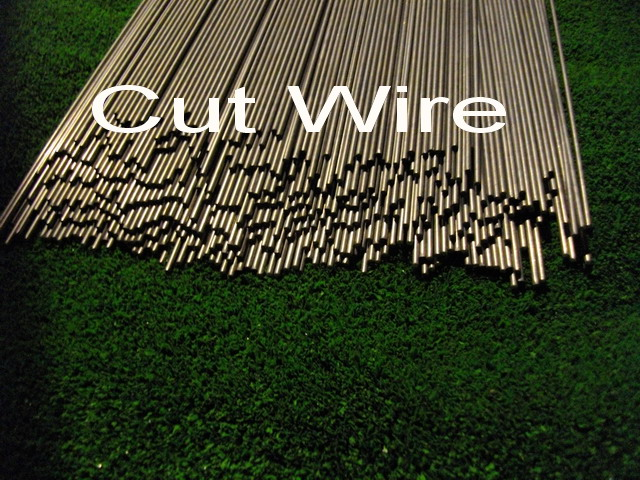 cut wire and cut rod