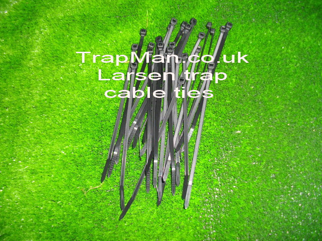 larsen trap cable ties