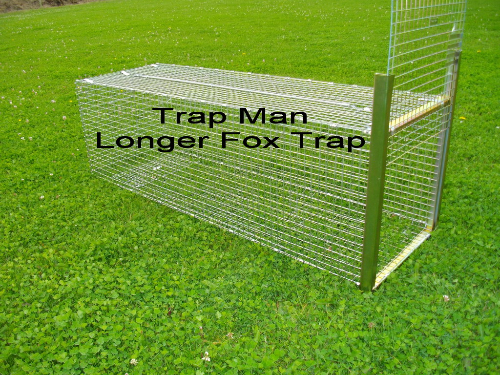 longer fox trap