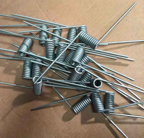 10 x pairs flat larsen springs