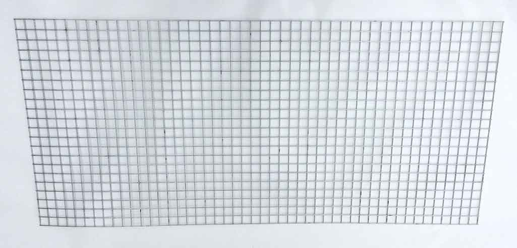 Wire mesh cut to size 1inch mesh galvanised 18\