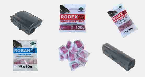 rodex bait trap man