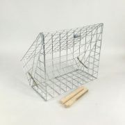 clam wood pigeon trap