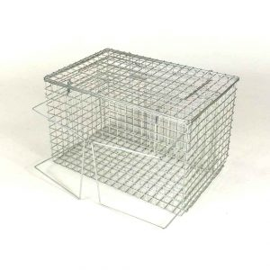 Cat crush cage, cat trap, cat protection, cat basket, rspca