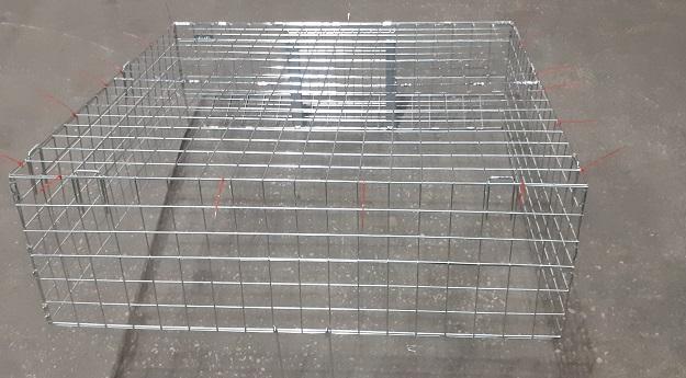 NEW TrapMan feral drop trap cage