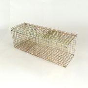 folding wood pigeon trap set