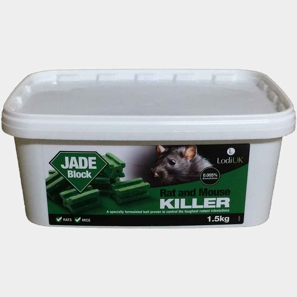 Raco Jade rat poison killer