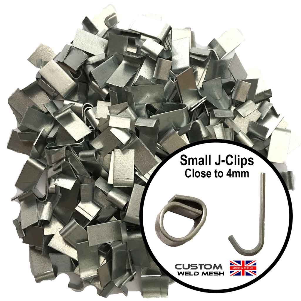 Manufacturing J clips in the UK