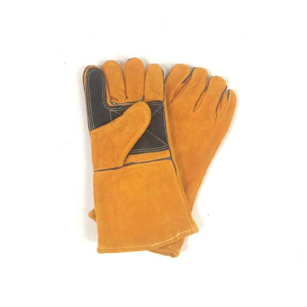 yellow-gloves